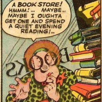 Woozy - Police Comics #25
