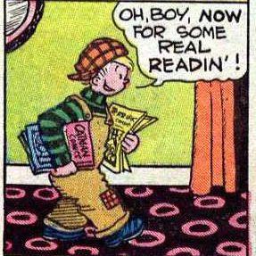 Comics McCormick - Terrific Comics 4